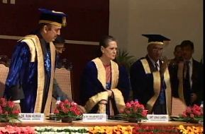 All India Institute of Medical Sciences (AIIMS) Convocation Day