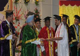 Jawaharlal Institute of Post-graduate Medical Education and Research (JIPMER) Convocation Day
