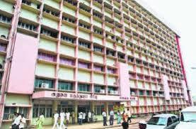 Stanley Medical College (SMC) Main Building