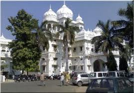 Chhatrapati Shahuji Maharaj Medical University Main Building