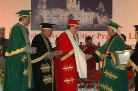 Chhatrapati Shahuji Maharaj Medical University Convocation Day