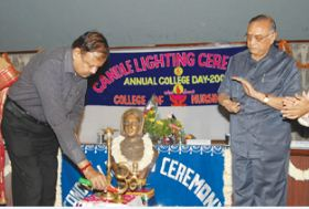 BJ Medical College Inaugration Day
