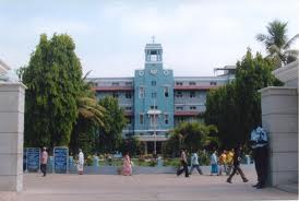 Christian Medical College (CMC) Main Building