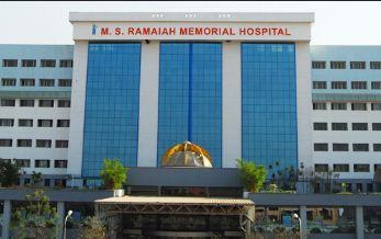 M S Ramaiah Medical College Main Building