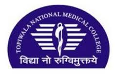 Topiwala National Medical College Logo