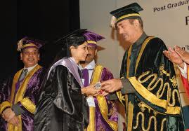 Postgraduate Institute of Medical Education and Research Convocation Day