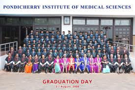 Pondicherry Institute of Medical Sciences Convocation Day