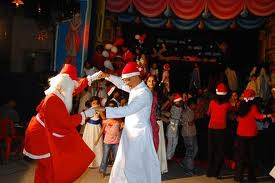 Father Muller Medical College Cristmas Day