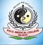 Pandit Dindayal Upadhyay Medical College Logo