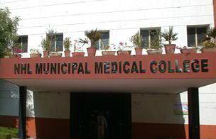 Smt NHL Municipal Medical College Campus