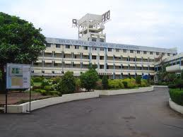Padmashree Dr. D.Y. Patil University Main Building