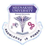Meenakshi Medical College and Research Institute Logo