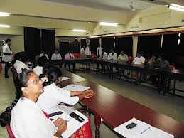 JSS Dental College and Hospital Conference Hall