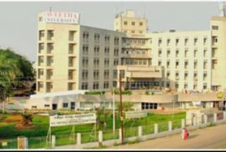 Saveetha Dental College Main Building