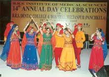 B R S Dental College and Hospital Annual Day