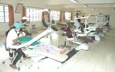 S. Nijalingappa Institute of Dental Sciences and Research Department of Periodontics