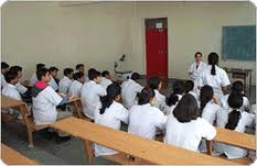 A.M.E Dental College and Hospital Lecture hall