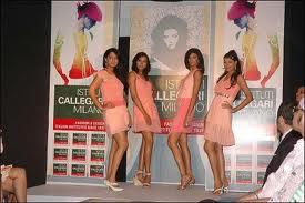 Istituti Callegari Milano Fashion Show
