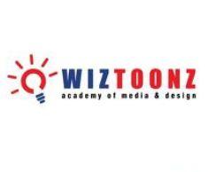 Wiztoonz Animation Academy Logo