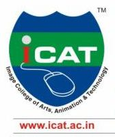 Image College of Arts, Animation and Technology (ICAT) Logo