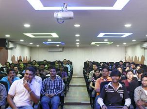 Image College of Arts, Animation and Technology (ICAT) Seminar Hall