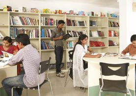 Image College of Arts, Animation and Technology (ICAT) Library