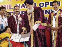 Tamil Nadu Open University Convocation Day