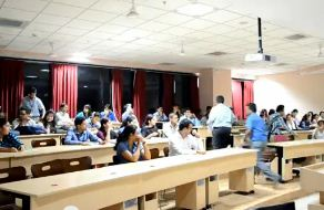 Symbiosis Centre For Distance Learning Lecture Hall