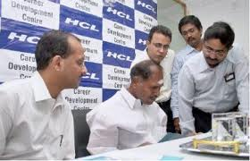 HCL Career Development Centre Seminar