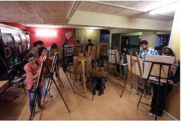 NICC Drawing Hall