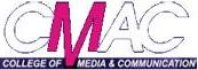 College of Media and Communication (CMAC) Logo