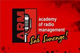 Academy of Radio Management (ARM) Logo