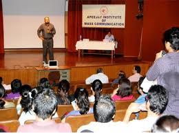 Apeejay Institute of Mass Communication Seminar