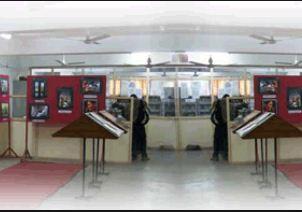 Madhu Bala Institute of Communication and Electronic Media (MBICEM) Library