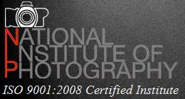 National Institute of Photography Logo