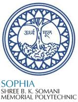 Sophia Shree Basant Kumar Somani Polytechnic Logo