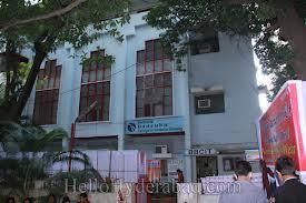 Bankatlal Badruka College for Information Technology Main Building