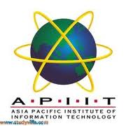 Asia Pacific Institute Of Information Technology SD INDIA Logo
