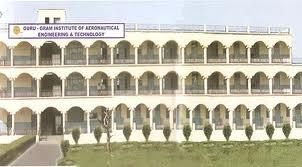 Guru Gram Institute of Aeronautical Engineering and Technology Main Building