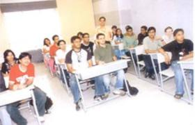 Mukesh Patel School of Technology Management and Engineering Classroom