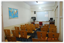 Bangalore School of English Seminar Hall