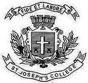 St. Josephs College - Bangalore Logo
