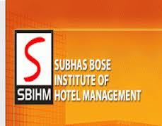 Subhas Bose Institute of Hotel Management (SBIHM) Logo