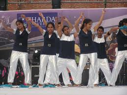 Sharda Group of Institutions Event