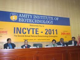 Amity Institute of Biotechnology Seminar