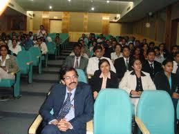 Amity Institute of Competitive Intelligence Auditorium