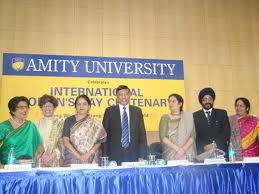 Amity Institute of English and Business Communication Seminar