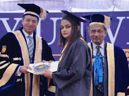 Amity Institute of English and Business Communication Convocation