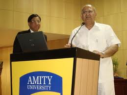 Amity Institute of Microbial Technology Seminar