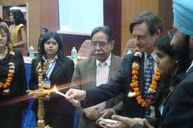 Amity Institute of Space Science and Technology Inaugration